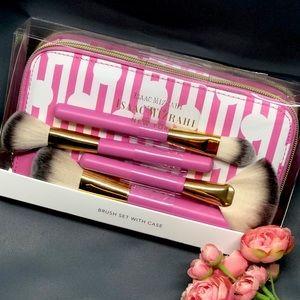 Isaac Mizrahi New York Women's Makeup Brush Set